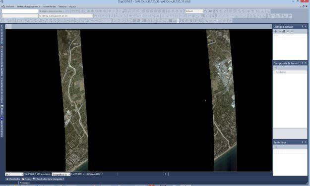 Digi3D.NET mostrando un modelo con el sensor A3